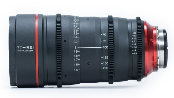 Zoom GL OPTICS 70-200 T 2,8